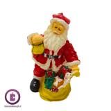 شمع کریسمس طرح بابانوئل
