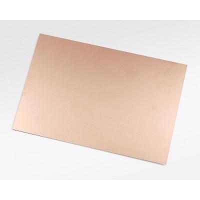 فیبر مدار چاپی 15*10 سانتیمتر فایبر گلاس یک رو (برد خام)