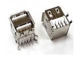 کانکتور USB نوع A مادگی دوبل رایت