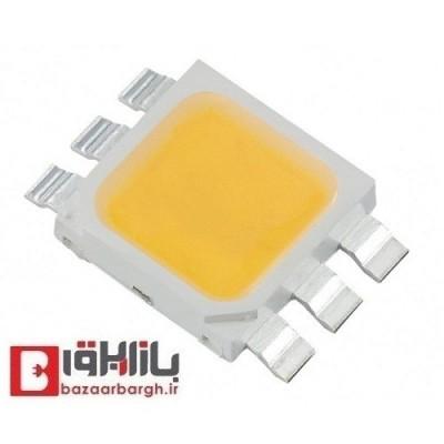 دیود نوری ( ال ای دی) سفید سایز 5050