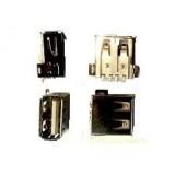 کانکتور USB مادگی پایه smd