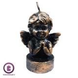 شمع تزئینی مدل فرشته کوچک