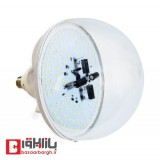 لامپ ال ای دی حبابی 100 وات شفاف پاک نور