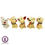 شمع سال 1397 مدل سگ پک پنج تایی