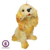 شمع سال 1397 مدل سگ کد 18