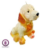شمع سال 1397 مدل سگ کد 20