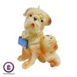شمع سال 1397 مدل سگ کد 32
