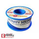 سیم لحیم اکتیو ACTIVE SOLDER 0.8MM 100gr