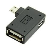 تبدیل میکرو USB به مادگی USB