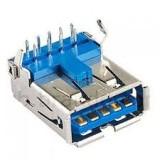 کانکتور مادگی USB3 پایه smd