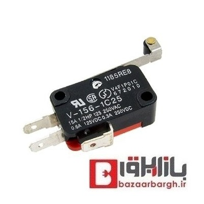 میکروسوئیچ MICRO SWITCH 28mm