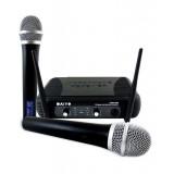 میکروفون وایرلس UHF مدل DAIYO HDM126D