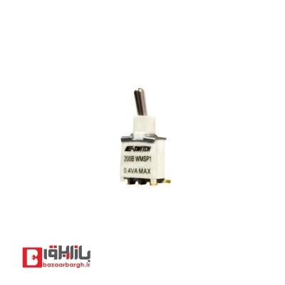 کلید کلنگی 3پایه روبردی رایت SMD