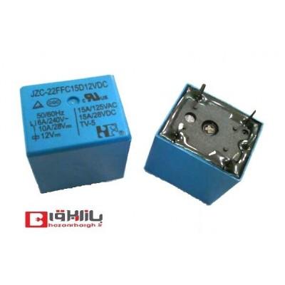 رله ۳ولت میلون HJR-3FF-3VDC