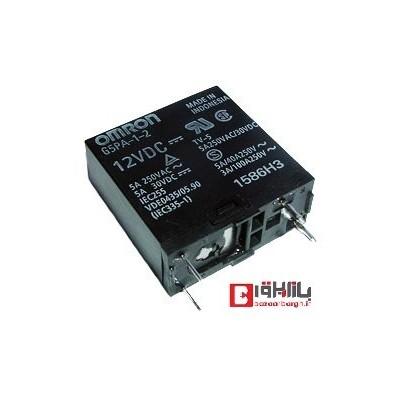 رله ۱۲ ولت ۵ آمپر G5PA-28 12VDC