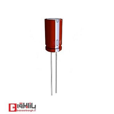 خازن الکترولیتی 2.2 میکروفاراد 400 ولت Nichicon