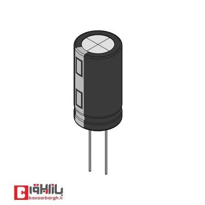 خازن الکترولیتی 47 میکروفاراد 250 ولت Nichicon