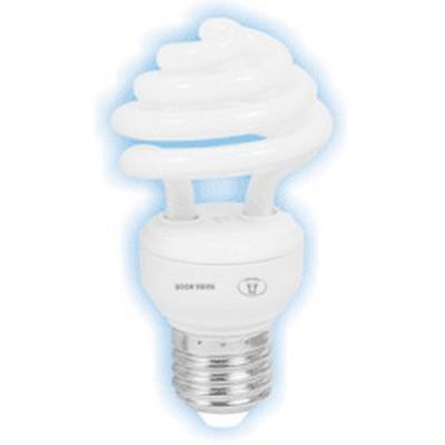 لامپ کم مصرف چتری 15 وات نمانور استاندارد آفتابی(E27)