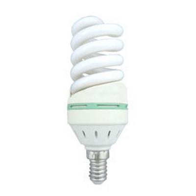 لامپ کم مصرف فنری 18 وات نمانور استاندارد (E14)