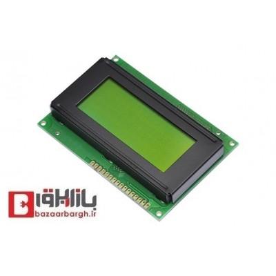 نمایشگر سبز 16*2 کاراکتری