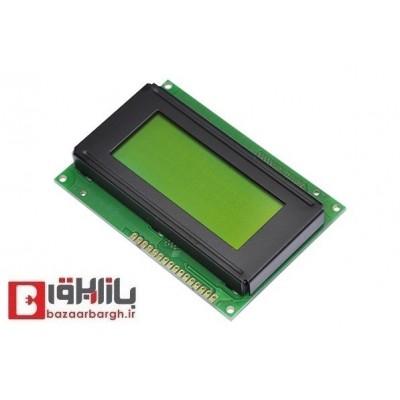 نمایشگر سبز LCD 128*64