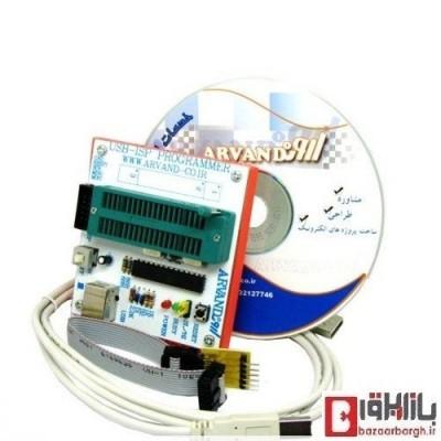 پروگرامر USB برای تراشه های AVR اروند
