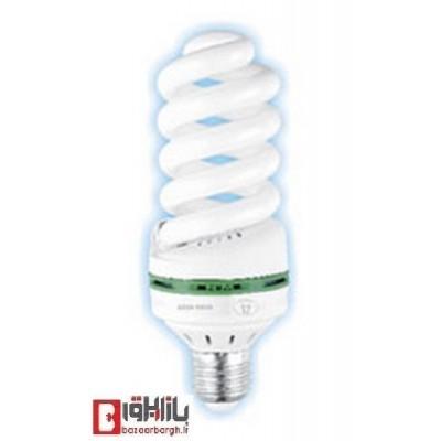 لامپ کم مصرف فنری 26 وات نمانور استاندارد (E27)