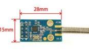 ماژول فرستنده و گیرنده 433 مگاهرتز SPI 433MHZ-SPI