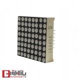 دات ماتریس LED 8*8 سبز 4.8CM